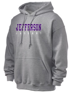 Jefferson Elementary School Jaguars Ultra Blend 50/50 Hooded Sweatshirt