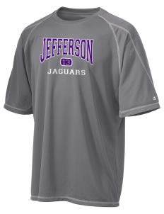 Jefferson Elementary School Jaguars Champion Men's 4.1 oz Double Dry Odor Resistance T-Shirt