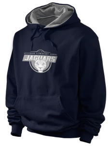 Jefferson Elementary School Jaguars Champion Men's Hooded Sweatshirt