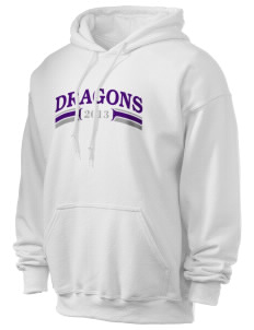 Gold Strike High School Dragons Ultra Blend 50/50 Hooded Sweatshirt