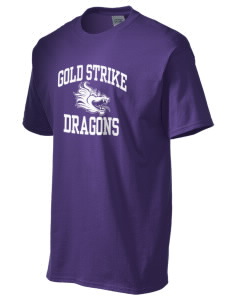 Gold Strike High School Dragons Men's Essential T-Shirt