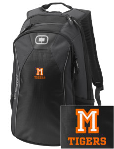 Marsh Elementary School Tigers Embroidered OGIO Marshall Backpack