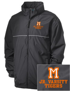 Marsh Elementary School Tigers Embroidered Men's Element Jacket