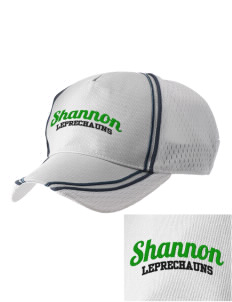 Shannon Elementary School Leprechauns  Embroidered Champion Athletic Cap