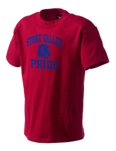 Stone Valley Middle School Pride Kid's T-Shirt
