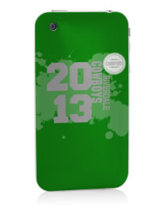 Riverdale High School Cowboys Apple iPhone 3G/ 3GS Skin
