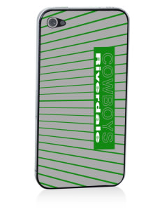 Riverdale High School Cowboys Apple iPhone 4/4S Skin