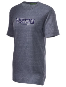 Washington Middle School Warriors Alternative Unisex Eco Heather T-Shirt