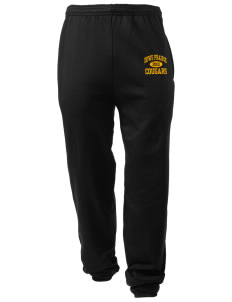 Dows Prairie Elementary School Cougars Sweatpants with Pockets