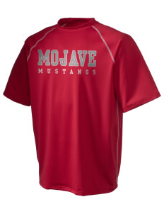 Mojave High School Mustangs Holloway Men's Vapor Performance T-Shirt