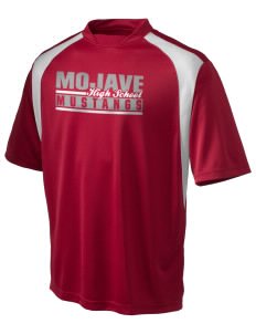Mojave High School Mustangs Holloway Men's Fastbreak Performance T-Shirt