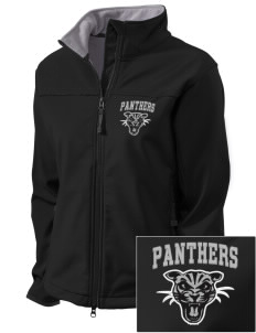 Mountain View Continuation High School Panthers Embroidered Women's Glacier Soft Shell Jacket