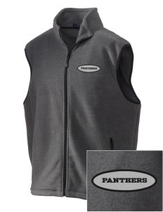 Mountain View Continuation High School Panthers Embroidered Unisex Wintercept Fleece Vest