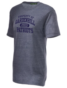 Gardenhill Elementary School Patriots Alternative Unisex Eco Heather T-Shirt