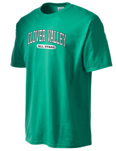 Clover Valley High School All Stars Men's Essential T-Shirt