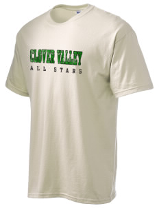 Clover Valley High School All Stars Ultra Cotton T-Shirt