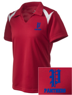Badillo Elementary School Panthers Embroidered Holloway Women's Laser Polo