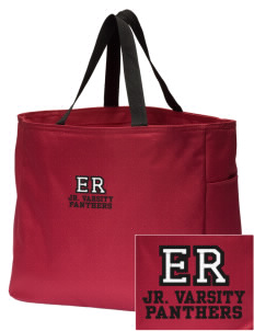 El Roble Intermediate School Panthers Embroidered Essential Tote