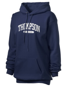 Thompson Elementary School Tigers Unisex Hooded Sweatshirt