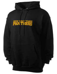 Shadybend Elementary School Panthers Men's 7.8 oz Lightweight Hooded Sweatshirt