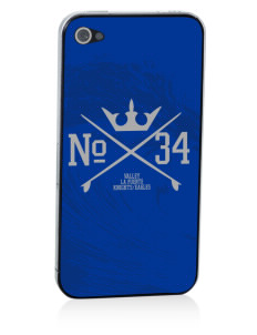 Valley Alternative Schools Knights/Eagles Apple iPhone 4/4S Skin