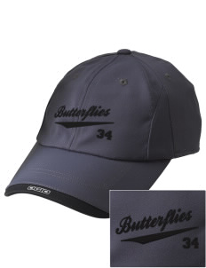 Mariposa Elementary School Butterflies Embroidered OGIO X-Over Cap