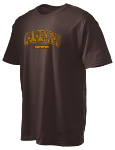 Calabasas High School Coyotes Ultra Cotton T-Shirt