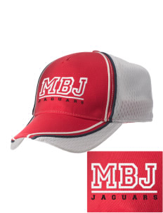 Mildred B Janson Elementary School Jaguars  Embroidered Champion Athletic Cap