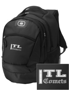 Twin Lakes Elementary School Comets Embroidered OGIO Rogue Backpack