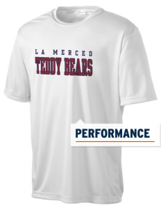 La Merced Elementary School Teddy Bears Men's Competitor Performance T-Shirt