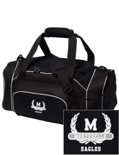 Montebello Intermediate School Eagles Embroidered Holloway Duffel Bag