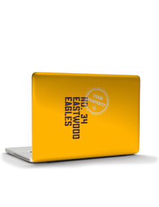"Eastwood Elementary School Eagles Apple MacBook Pro 15.4"" Skin"