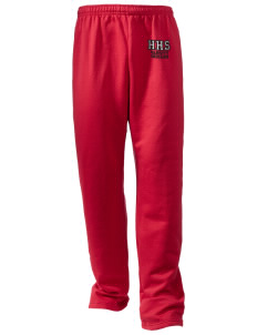 Hart High School Indians Embroidered Holloway Men's 50/50 Sweatpants