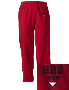 Hart High School Indians Embroidered Holloway Men's Flash Warmup Pants
