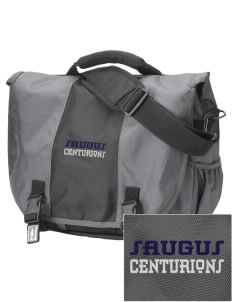 Saugus High School Centurions  Embroidered Montezuma Messenger Bag