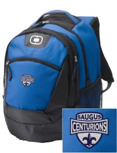 Saugus High School Centurions Embroidered OGIO Rogue Backpack