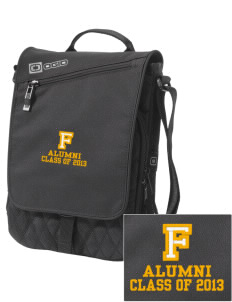 Fries Elementary School Aztecs Embroidered OGIO Module Sleeve for Tablets
