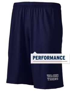 "Teresa Hughes Elementary School Tigers Holloway Men's Performance Shorts, 9"" Inseam"