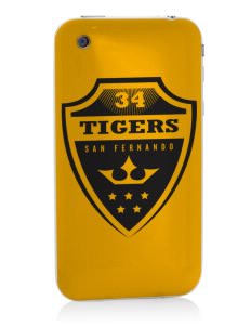San Fernando High School Tigers Apple iPhone 3G/ 3GS Skin