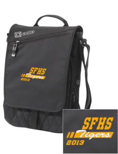 San Fernando High School Tigers Embroidered OGIO Module Sleeve for Tablets