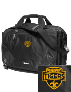San Fernando High School Tigers Embroidered OGIO Corporate City Corp Messenger Bag