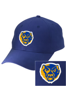 Brookside School Upper Campus Bears Embroidered Low-Profile Cap