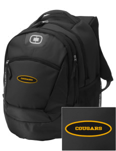 Brea Country Hills Elementary School Cougars Embroidered OGIO Rogue Backpack