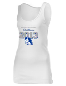 Buena Park Junior High School Stallions Juniors' 1x1 Tank
