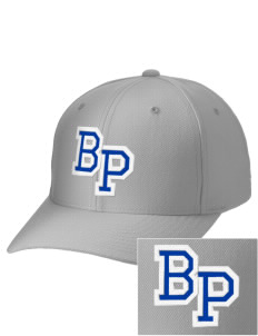 Buena Park Junior High School Stallions Embroidered Wool Adjustable Cap