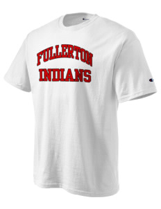 Fullerton High School Indians Champion Men's Tagless T-Shirt