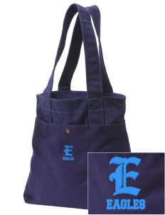 Valley Vista High School Eagles Embroidered Alternative The Berkeley Tote
