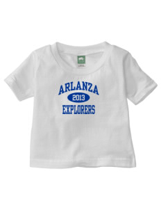 Arlanza Elementary School Explorers Toddler T-Shirt