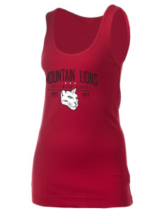 Idyllwild School Mountain Lions Juniors' 1x1 Tank
