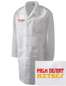 Palm Desert High School Aztecs Full-Length Lab Coat